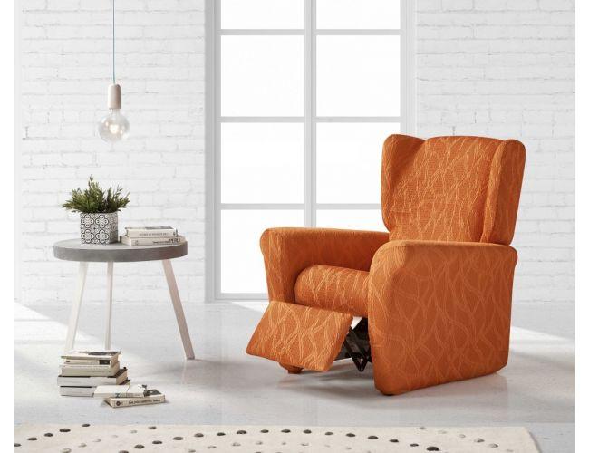 """Funda de sillón relax """"Penelope"""" en ambiente"""