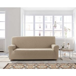 """Funda de sofá elástica tejido """"Odisea"""" en ambiente"""