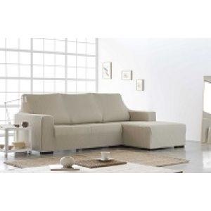 "Funda para sofá chaise-longue ""Penelope"" brazo corto"