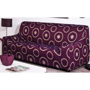 Funda de sofá elástica tejido Plutón. Nota: La foto no se corresponde con el modelo DUPLEX