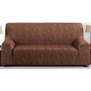 Pack Oferta Trio: Fundas de sofá elástica tejido Jupiter - Funda de 3 Plazas + 2 Fundas de 1 Plaza