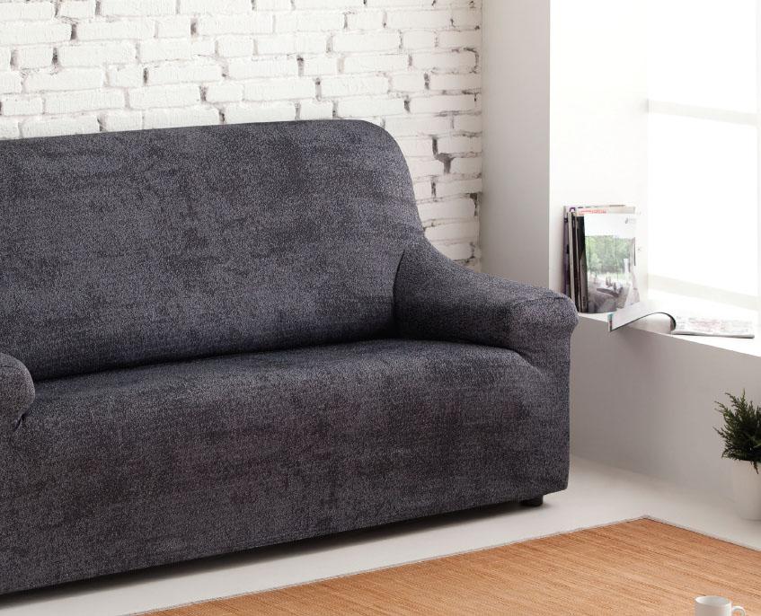 Fundas de sofa oferta trio tejido tierra ocho colores - Telas para fundas de sofa ...